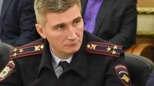 В Брянске начальник УМВД Толкунов проведёт первую пресс-конференцию