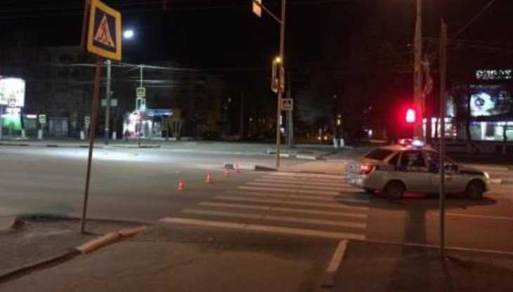 В Брянске сбитый Lada на Московском проспекте пешеход оказался рецидивистом