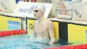 Брянский пловец попал в состав сборной России