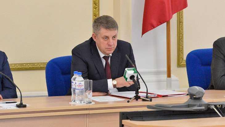 Брянский губернатор Богомаз разбудил сладко спавших глав районов