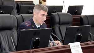 Глава Брянского УМВД Толкунов рассказал о взятках, патруле и трезвости