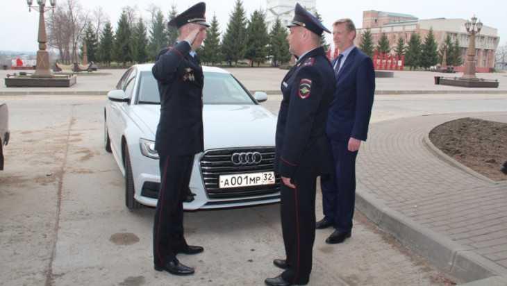 Севский отдел полиции возглавил Владимир Новиков