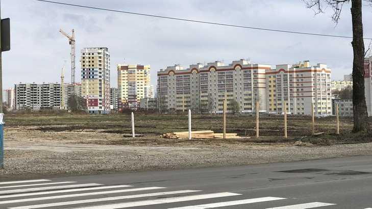В Брянске началось строительство Дворца единоборств