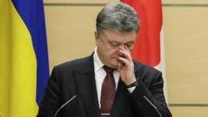 Порошенко решил покаяться за пять дней до выборов
