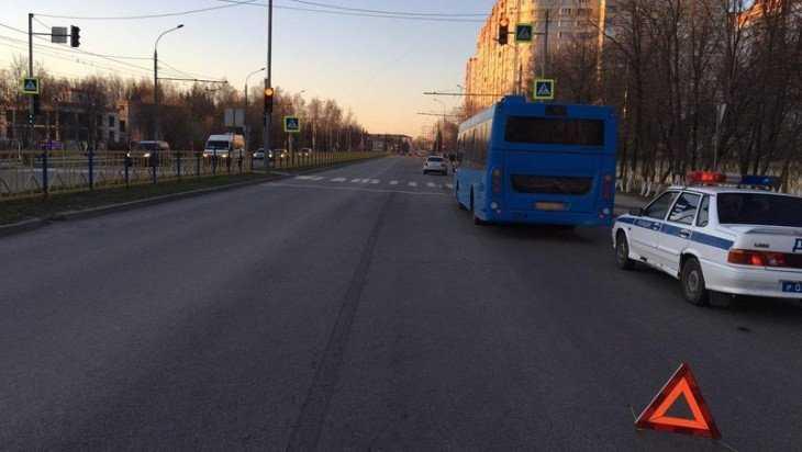 В Брянске разбилась 66-летняя пассажирка автобуса ЛиАЗ
