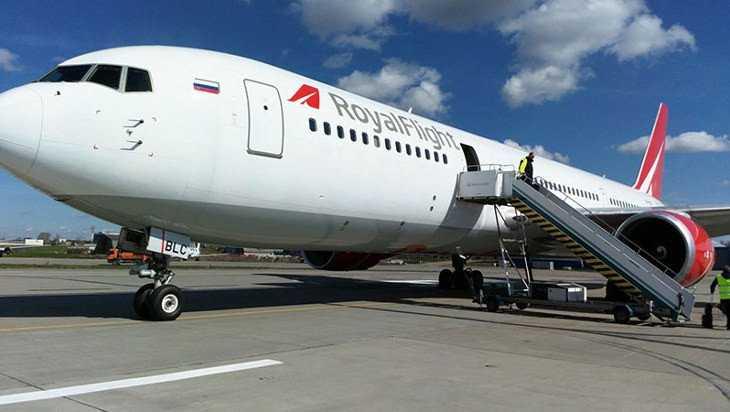 В мае самолеты не полетят из Брянска в Турцию, зато отправятся в Москву
