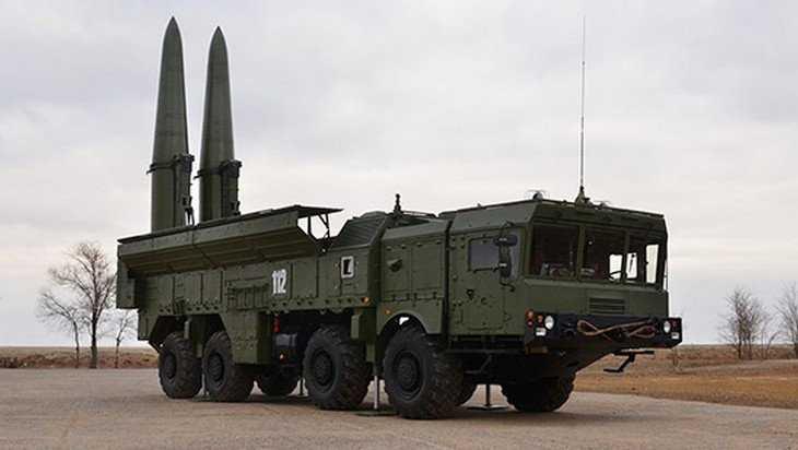 Рядом с Брянской областью разместят ракетные комплексы «Искандер-М»
