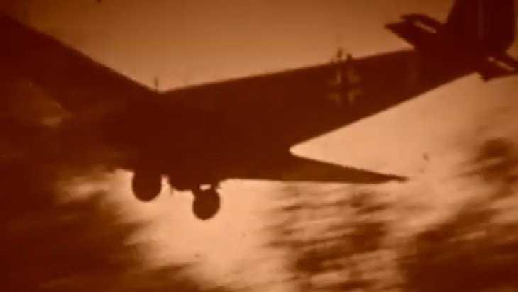 Брянский исследователь нашел уникальные кинопленки о военной Сеще