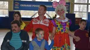 В Брянске состоялся спортивный праздник «Поверь в себя!» для людей с ОВЗ