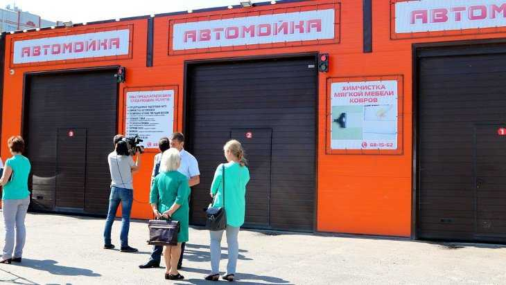 В Брянске выявили семь новых нелегальных автомоек
