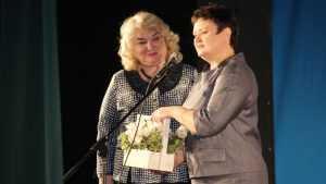 Директор Брянского ТЮЗа Надежда Даниловская отметила свое 70-летие