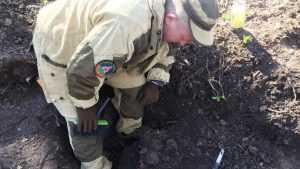 Брянские поисковики нашли на месте гибели солдата медальон с запиской