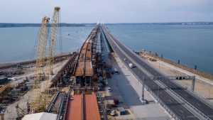 Поезда из Брянска пойдут в Крым по новому мосту