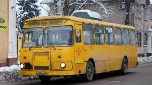ЛиАЗ-677: вся эпоха СССР в одном простом автобусе