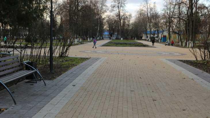 Парковый сезон откроют в Брянске 1 мая