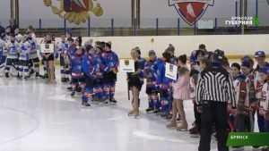 В Брянске начались игры международного турнира по хоккею