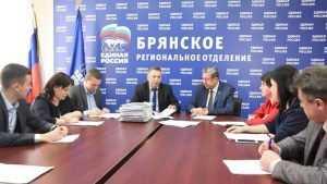 В Брянске Владимир Попков стал участником предварительного голосования