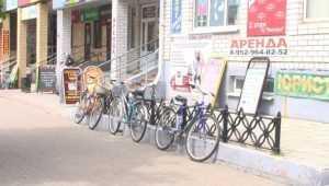 В Карачеве 19-летний юноша и подросток похитили два велосипеда