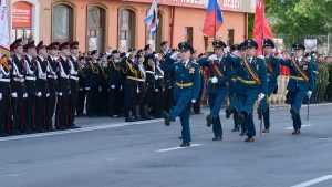 В центре Брянска из-за репетиции парада 6 мая перекроют движение