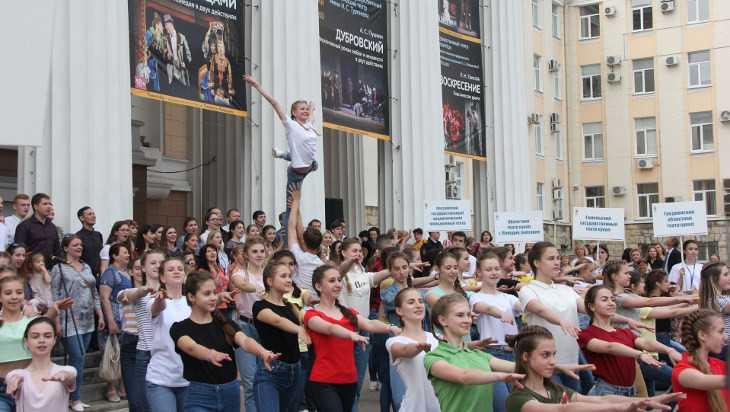 В Брянске завершился международный славянский фестиваль «Театр+»