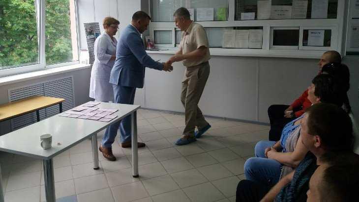 В Брянской области еще 34 человека стали почётными донорами