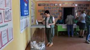 Валентина Миронова: Предголосование – важное событие в политической жизни