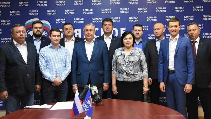 Дмитрию Медведеву рассказали о праймериз на Брянщине