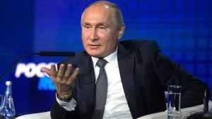 В ближайшем окружении Владимира Путина окопался предатель