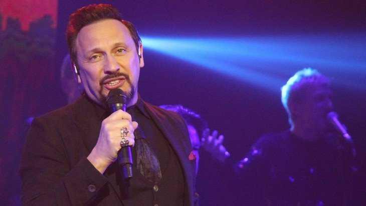 Певец Стас Михайлов даст в Брянске юбилейный концерт