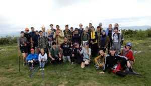 Брянские туристы покорили горный Крым
