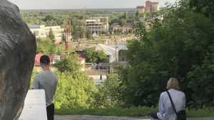 Панорама набережной Брянска заметно изменилась