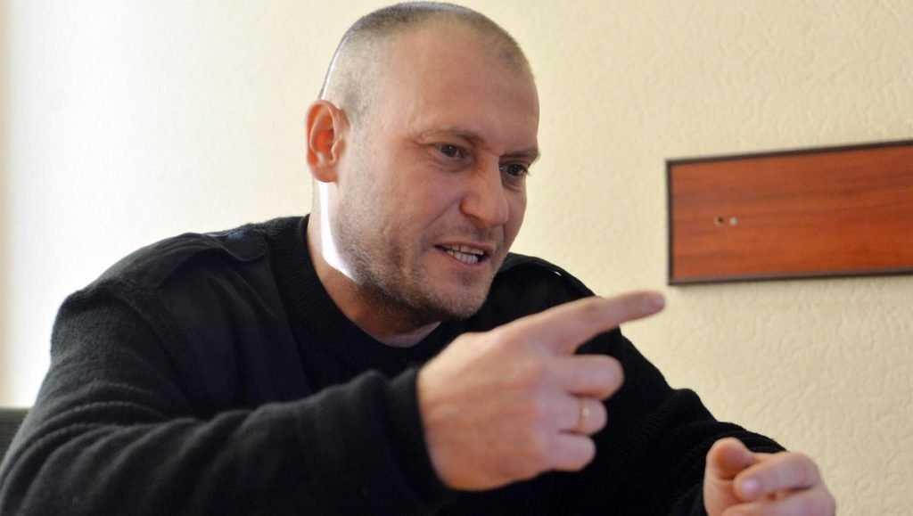 Бандеровец Ярош пригрозил повесить Зеленского на Крещатике