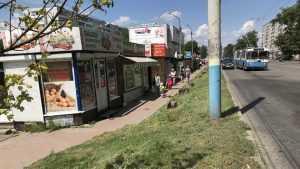 Глава Брянска пообещал снести ряд киосков на Авиационной улице