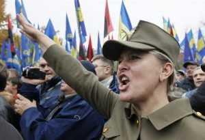 На Украине призвали судить ветеранов Красной армии