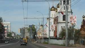 В Брянске уберут «зебру» возле Кафедрального собора