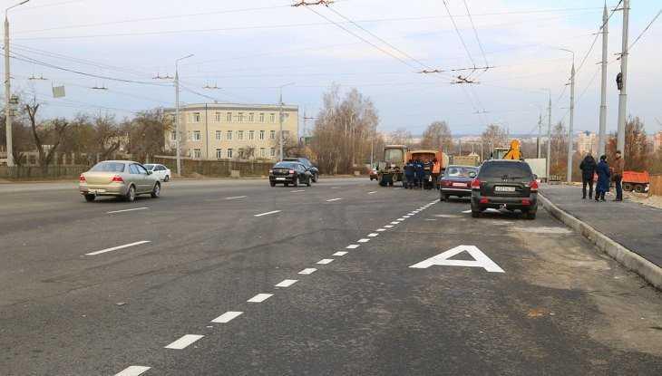 В Брянске на расширение дороги на Городище потратят 21 млн рублей