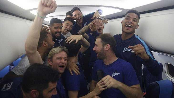 Два игрока брянского «Динамо» стали чемпионами России по футболу