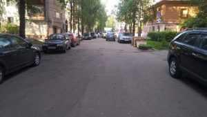 На неделю будет закрыта для транспорта улица Октябрьская в центре Брянска