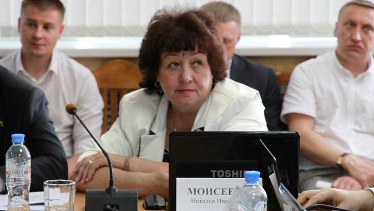 Депутат Наталья Моисеева стала заместителем мэра Брянска