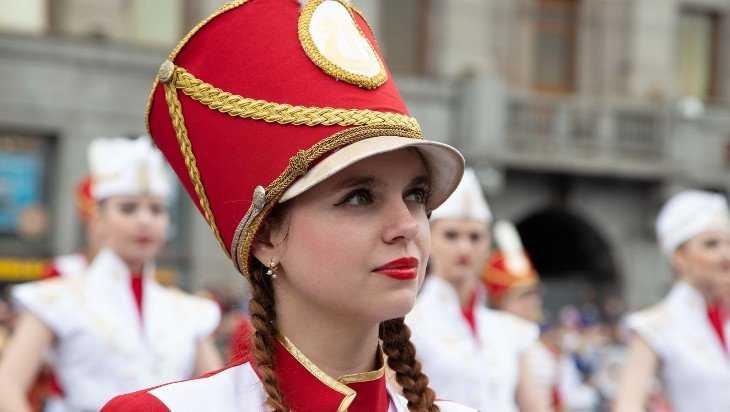 Барабанщицы из Брянска попали в книгу рекордов Гиннесса