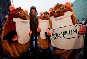 Навальный предложил заменить людей роботами