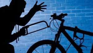 В Клинцовском районе уставший уголовник украл велосипед у женщины