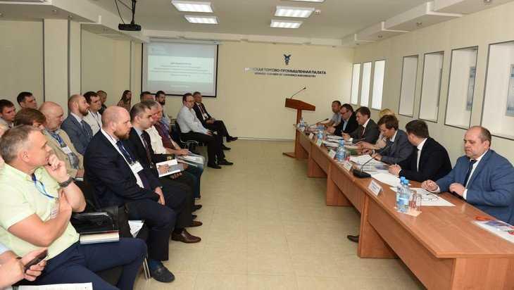 Сенаторы обсудили в Брянске поддержку предпринимателей и экспортеров