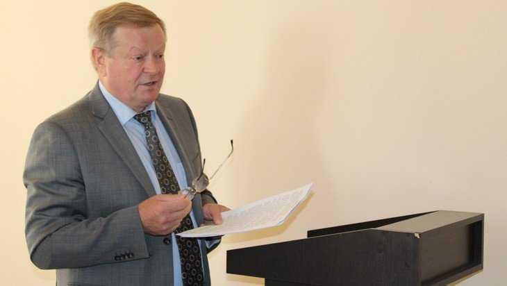 В Новозыбкове попросили назначать руководителем округа Николая Лучкина