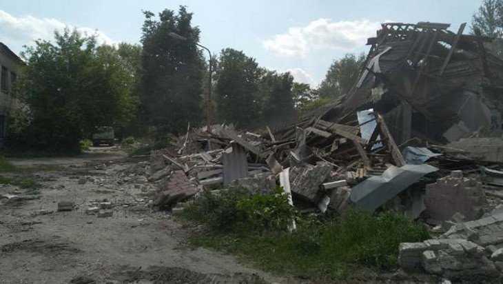 В Бежицком районе Брянска приступили к строительству бассейна