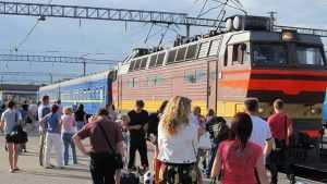 Расписание пригородных брянских поездов изменится в июне и начале июля