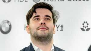 Первый ход хоккеиста Овечкина принес удачу брянскому шахматисту