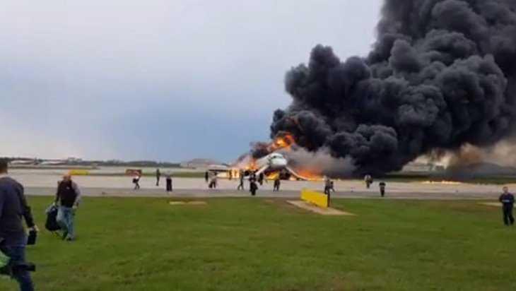Симоньян: Людей, заблокировавших выходы в горящем самолёте, надо судить