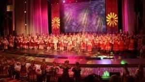 Брянская фольклорная школа «Калинушка» отметила 30-летие