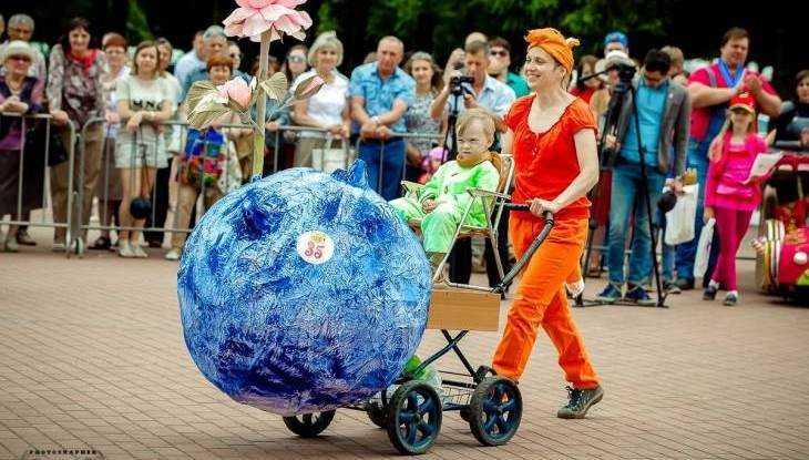 Парад колясок в Брянске пройдет 7 июля